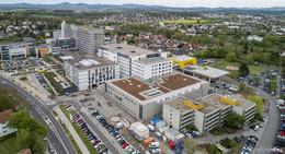 Wirtschaftlicher Druck lastet auf Klinikum - INO-Zentrum Höhepunkt in 2019