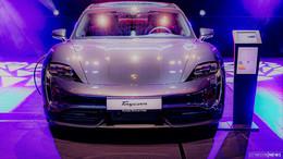 Neuer Taycan im Porsche Zentrum Fulda: Steckdosen-Renner mit Ausdauer