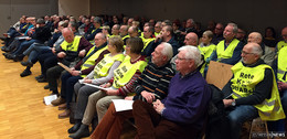 Stadtparlament hebt Satzung auf: Straßenbeiträge sind abgeschafft