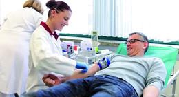Engpässe von Blutkonserven: Die Vorräte reichen gerade mal für einen Tag