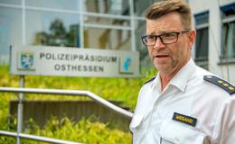 Wiegand ist 3. Mann im PP Osthessen und macht seinen Job mit Leidenschaft