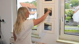 Künstlerin Gabriele Schäfer freut sich auf erste Ausstellung seit über einem Jahr