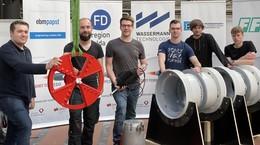 Arbeiten rund um die Uhr: Fuldaer Team will den Tunnelbau revolutionieren