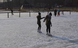Eislauffläche am Hünfelder Haselsee wird nicht geflutet