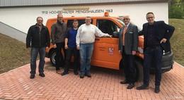Neues Fahrzeug für die Wasserversorgung der Marktgemeinde Niederaula
