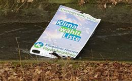 Vandalismus gegen mehrere Parteien – zahlreiche Wahlplakate zerstört