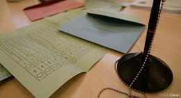 Stimmabgabe unter Corona-Bedingungen: Hygieneschutz gewährleistet
