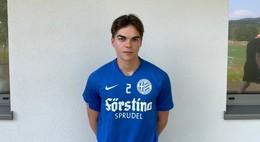 Dritter Neuer für den Hünfelder SV: Leon Zöll kommt von RWE