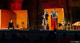 Nachteulen bevölkern die Stiftsruine - Mitternachts-Talk mit Haselnuss-Schnaps