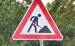 B 458 Dipperz: Verkehrliche Einschränkungen wegen Ampelbauarbeiten