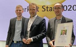 Erneute Auszeichnung für Firma Fußboden Bauer: Parkett Star Nummer 6