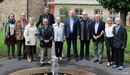 Bischof Dr. Michael Gerber empfängt polnische Caritas-Gäste