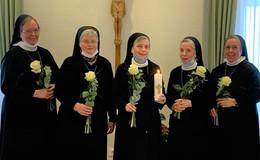 Wahl der Ordensleitung im Mutterhaus der Barmherzigen Schwestern
