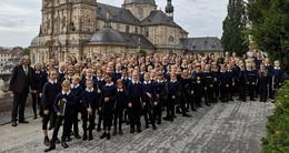 Sänger des JugendKathedralchor Fulda gestalten Abschlussgottesdienst mit