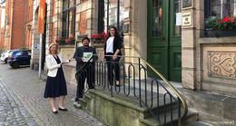 Nachhaltigkeit im Betrieb: Hotel Zum Ritter mit dem GreenSign ausgezeichnet