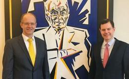 Starkes Trio für Fulda in Berlin: Michael Güntner als Staatssekretär vereidigt