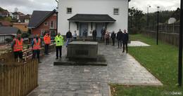 4,5 Millionen in Herfa verbaut: Baumaßnahme am Biegenrain fertiggestellt