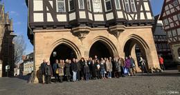 Herzlich Willkommen in Alsfeld! 60 Neubürger von Bürgermeister begrüßt