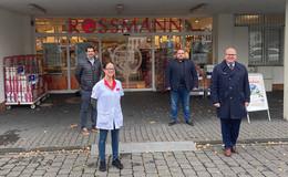 Integration in das Projekt Rossmann-Areal als gemeinsames Ziel