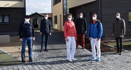 Dr. Thorsten Kramm ergänzt mit Stephanie Darmstadt das Team am MVZ-Standort