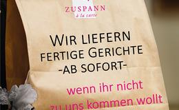 Lieferservice von Zuspann à la carte: Kulinarische Leckereien bis an die Haustür