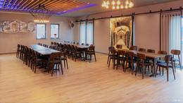 Platz zum Feiern: Neue Veranstaltungsräume im Gasthaus Zum Weißen Hirsch