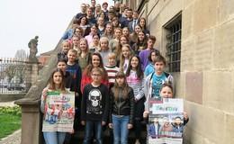 Interessante Einblicke in die Fuldaer Stadtverwaltung für 92 Schüler