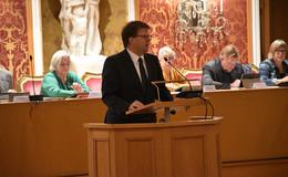Haushaltsentwurf der Stadt Fulda: Überschuss von 770.000 Euro