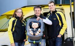 Darauf sollten Eltern achten - So sichern Sie Ihre Kinder beim Autofahren!