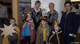 Spenden-Sparschwein geöffnet: VdK-Frauen unterstützen Sternsingeraktion
