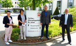 Altenpflegeheim St. Josef: Entwarnung nach negativen Corona-Tests