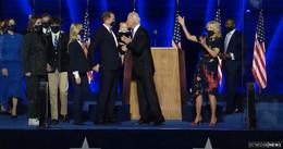 OB Wingenfeld gratuliert Joe Biden aus Wilmington, Fuldas Partnerstadt