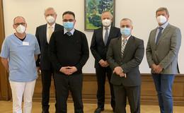 Grebenhainer Chefarzt wechselt mit seinem Team an das Krankenhaus Eichhof