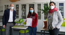 Bei der 32. Internationen Biologieolympiade: Michelle Yi Ran Tran überzeugt