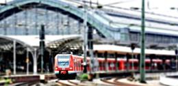 Endstation Markt Erlbach: 17-jähriger Ausreißer von Bahnpolizei aufgegriffen