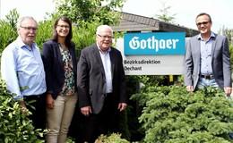 Gothaer Bezirksdirektion Dechant (10): Seit 40 Jahren Partner des Mittelstands
