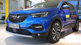 Grandland X: Sportlicher SUV mit vielen Extras - Premiere bei Opel Fahr