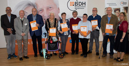 Gertrud Schiemann für 70-jährige Mitgliedschaft geehrt