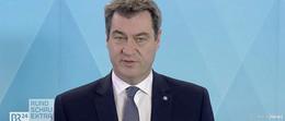 Regierungschef Söder entscheidet: Ausgangsbeschränkung für ganz Bayern