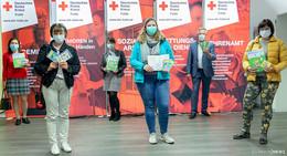 DRK Fulda hilft HELFEN! Kreativpakete an Kitas und Schulen