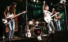 Cool Down rockt die Alte Piesel - BILDERSERIE von Martin Engel