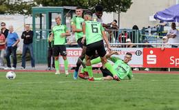 Der SV Neuhof kommt mit Rückenwind nach Hünfeld