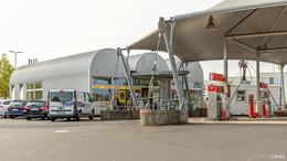 Avia-Tankstelle von Sonntagabend bis Freitagabend geschlossen