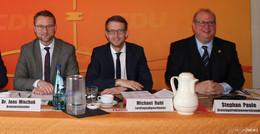 CDU Vogelsberg: Es reicht - eindeutige Reaktion von Innenminister gefordert