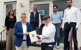 Landrat Görig übergibt Bewilligungsbescheid: 220.000 Euro für Beratungszentrum