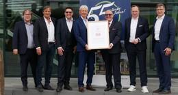 Schwabenhaus und der Bundesverband Deutscher Fertigbau feiern gemeinsam