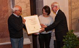 Großer Festakt: Hilfreiche Technik im @lltag mit Elisabeth-Preis ausgezeichnet