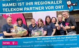 Mamei Elektronik in Gersfeld wird 25 Jahre alt: Vanessa Meiß neu in der Führung