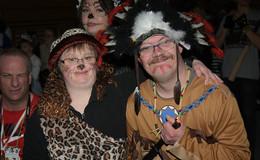 Partystimmung bei antonius: Einmarschabend der Karnevalsvereine