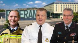 Wer wird neuer Präsident? - Deutscher Feuerwehrverband tagt im Esperanto